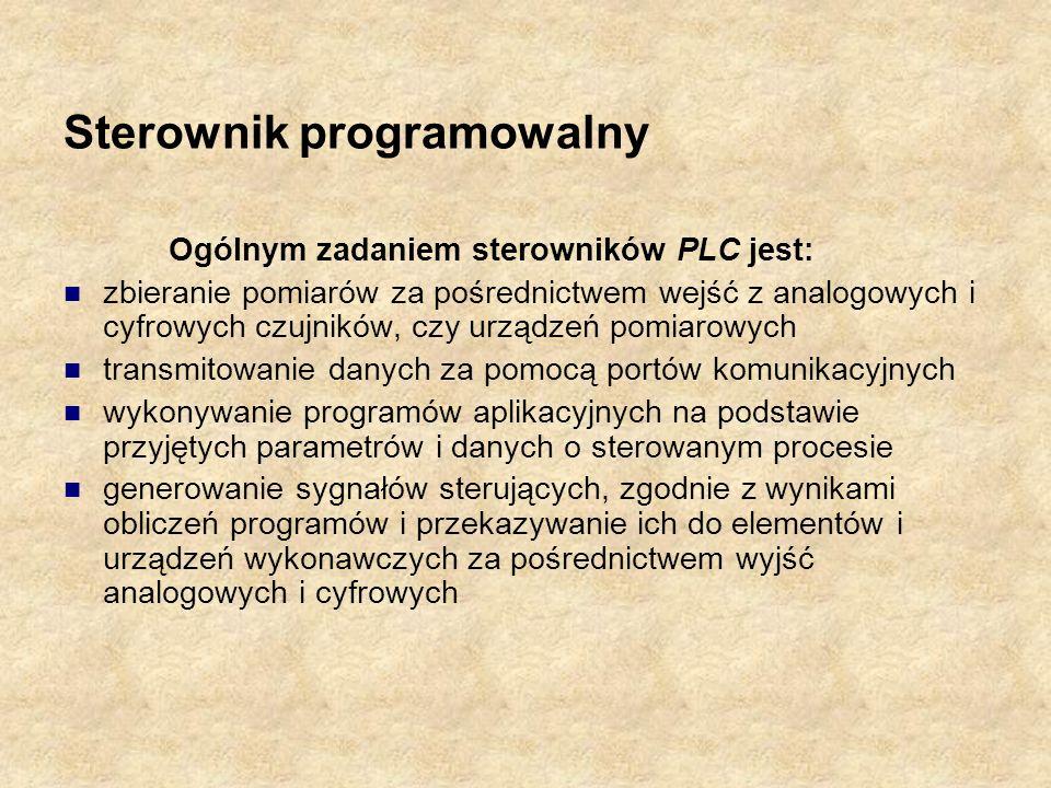 Sterownik programowalny