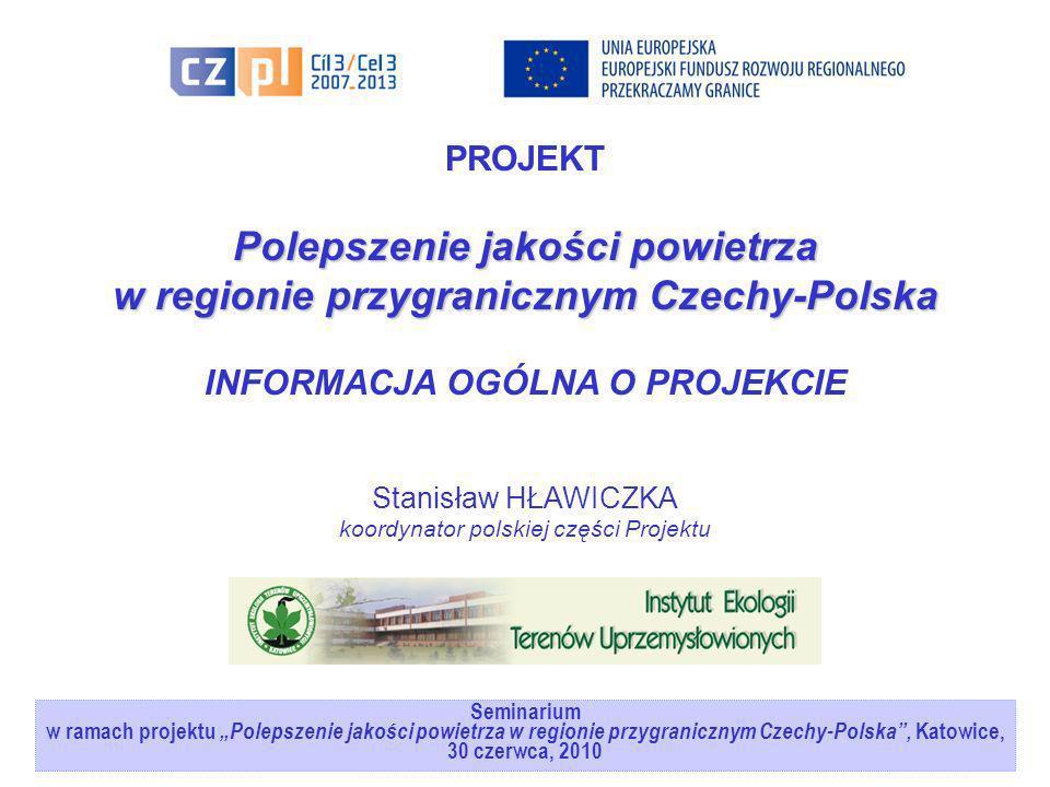 Polepszenie jakości powietrza w regionie przygranicznym Czechy-Polska