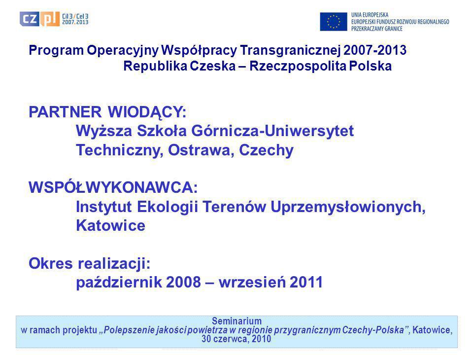 Wyższa Szkoła Górnicza-Uniwersytet Techniczny, Ostrawa, Czechy