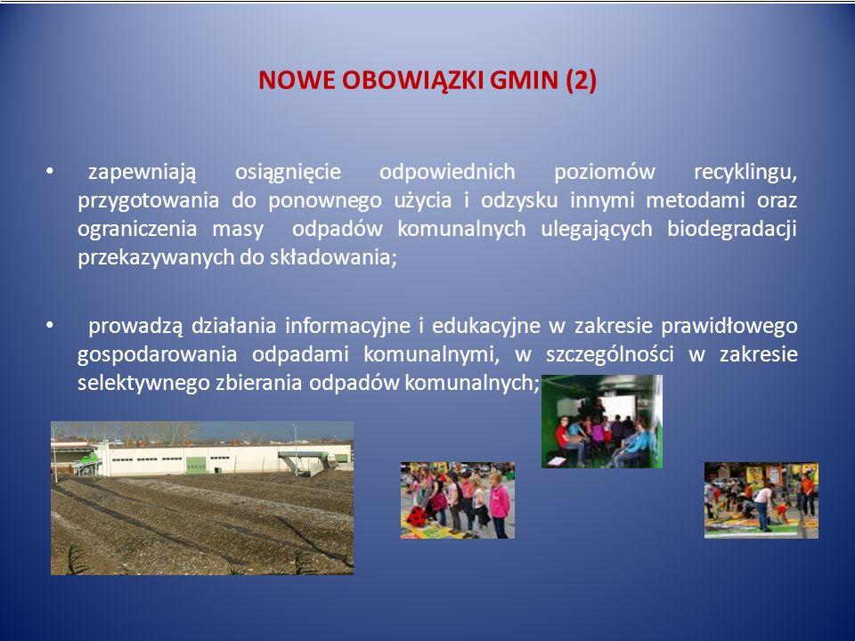 NOWE OBOWIĄZKI GMIN (2)