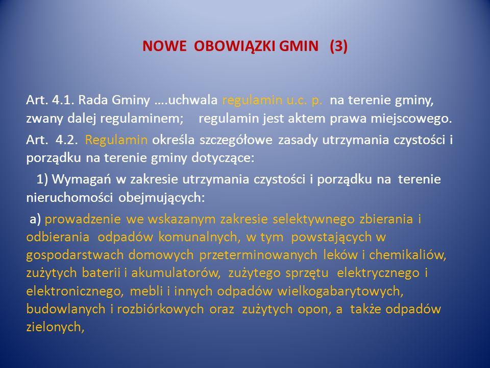 NOWE OBOWIĄZKI GMIN (3)