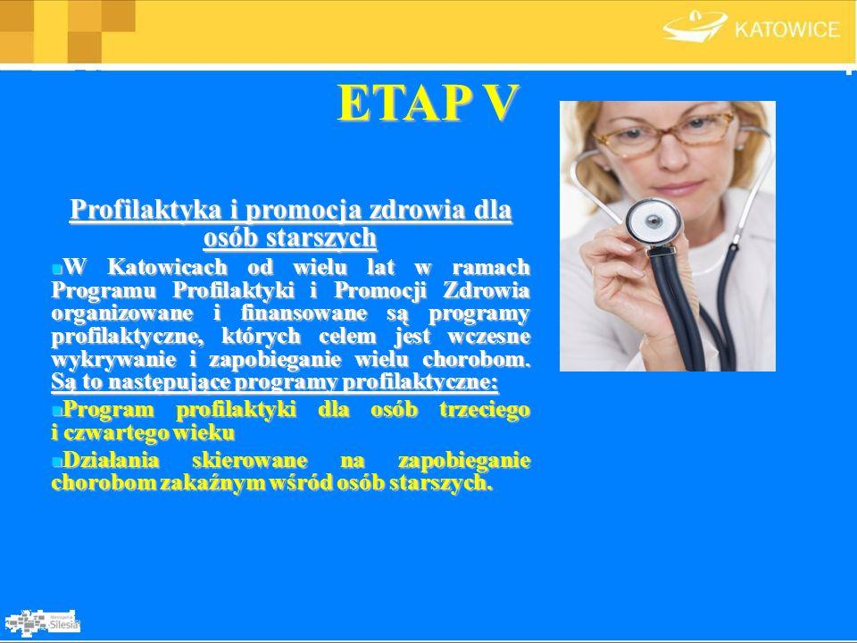 Profilaktyka i promocja zdrowia dla osób starszych