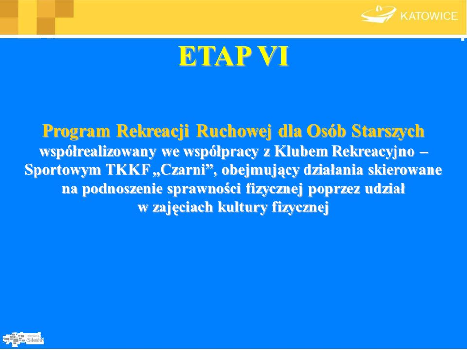 ETAP VI