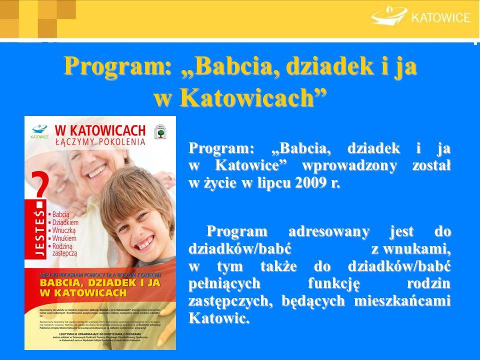"""Program: """"Babcia, dziadek i ja w Katowicach"""