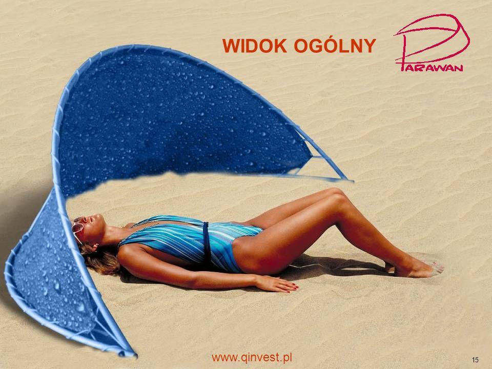WIDOK OGÓLNY www.qinvest.pl 15