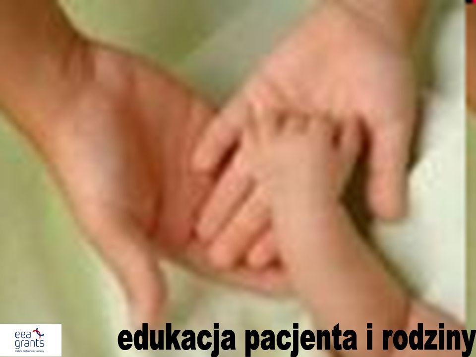 edukacja pacjenta i rodziny