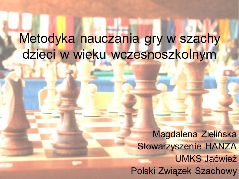 Metodyka nauczania gry w szachy dzieci w wieku wczesnoszkolnym
