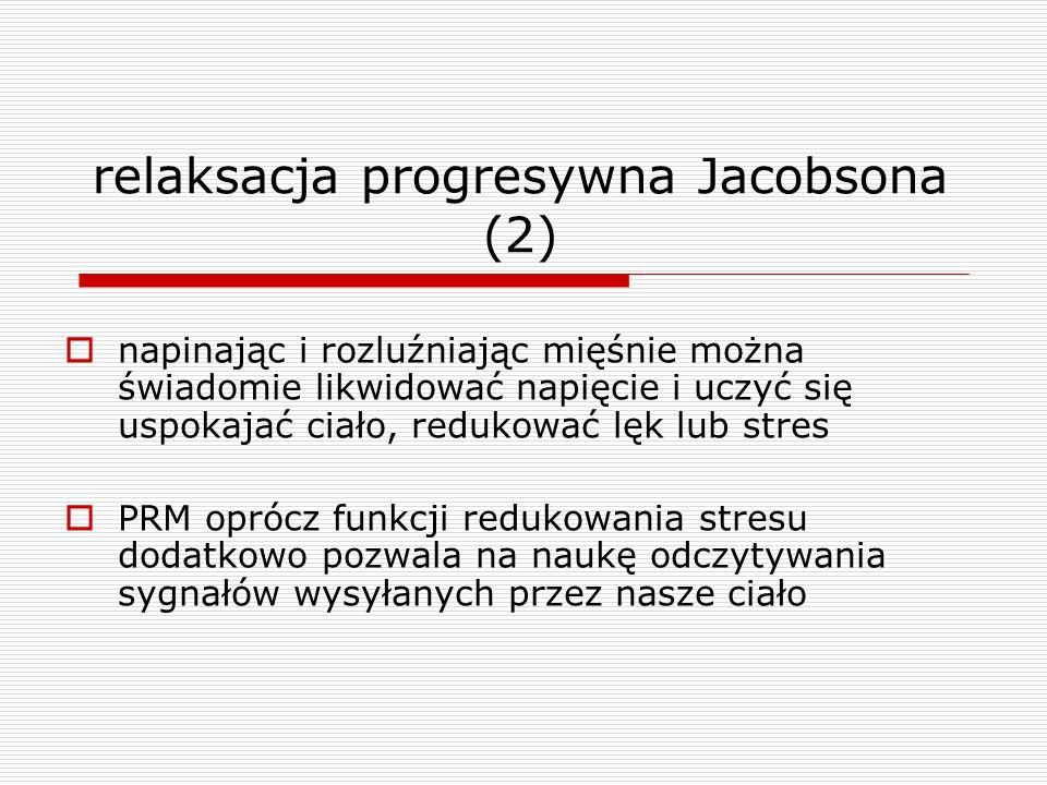 relaksacja progresywna Jacobsona (2)