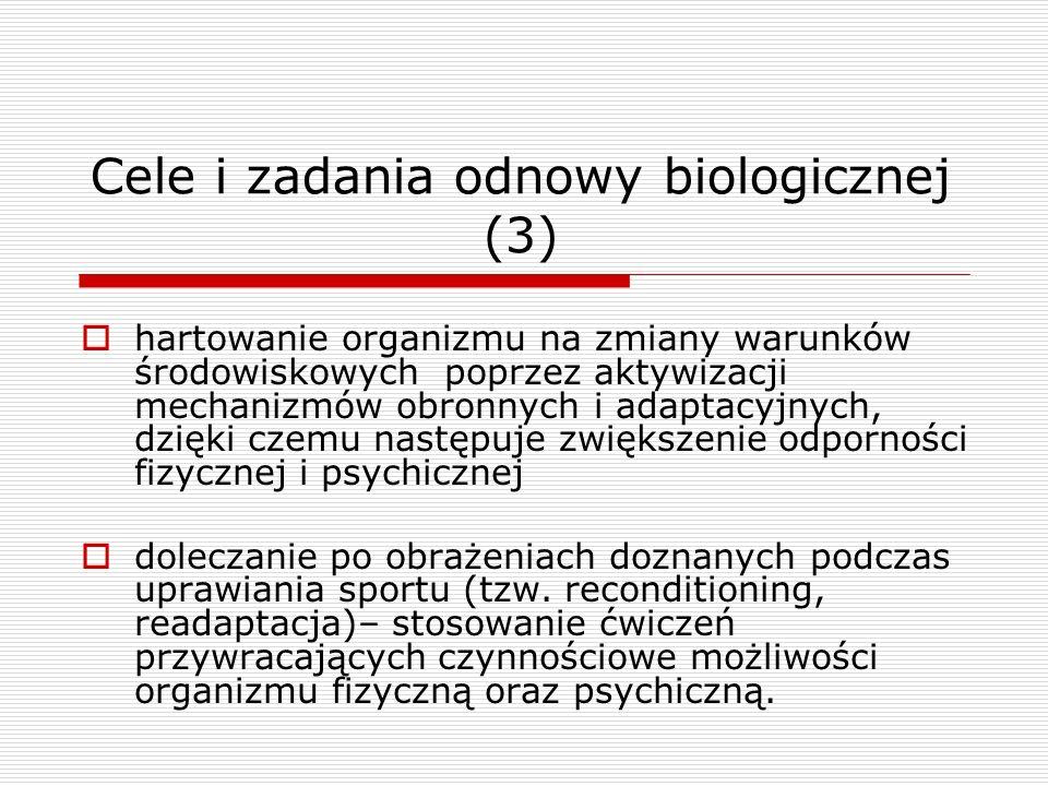 Cele i zadania odnowy biologicznej (3)