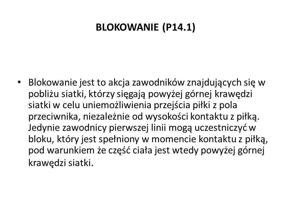 BLOKOWANIE (P14.1)