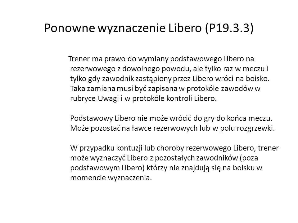 Ponowne wyznaczenie Libero (P19.3.3)