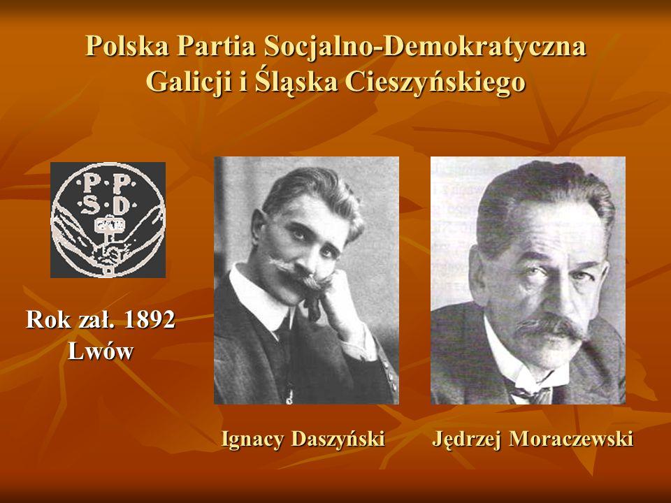 Polska Partia Socjalno-Demokratyczna Galicji i Śląska Cieszyńskiego