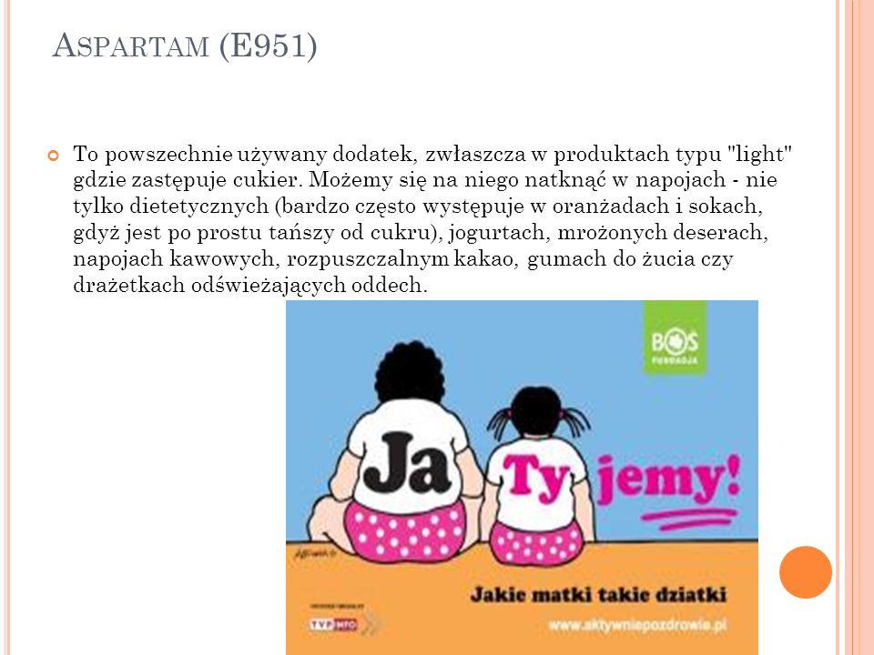 Aspartam (E951)