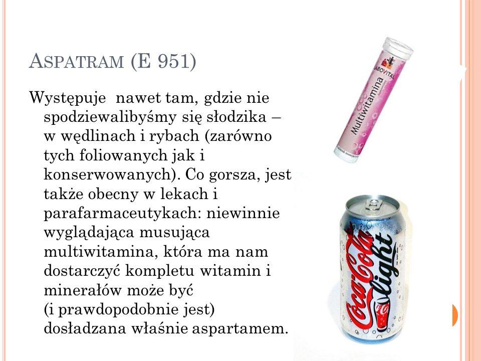 Aspatram (E 951)