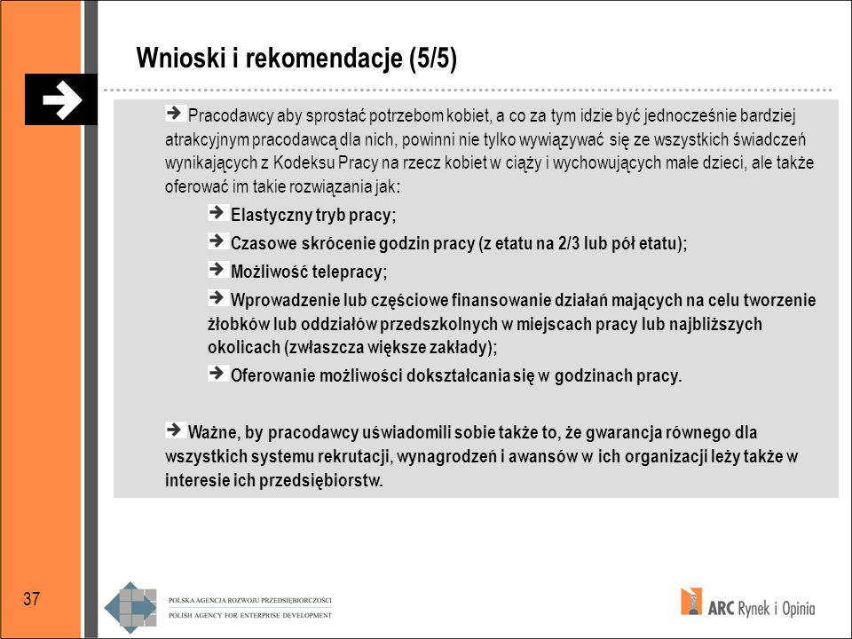 Wnioski i rekomendacje (5/5)
