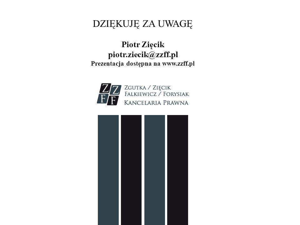 Prezentacja dostępna na www.zzff.pl