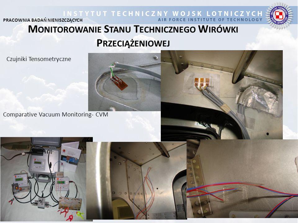 Monitorowanie Stanu Technicznego Wirówki Przeciążeniowej