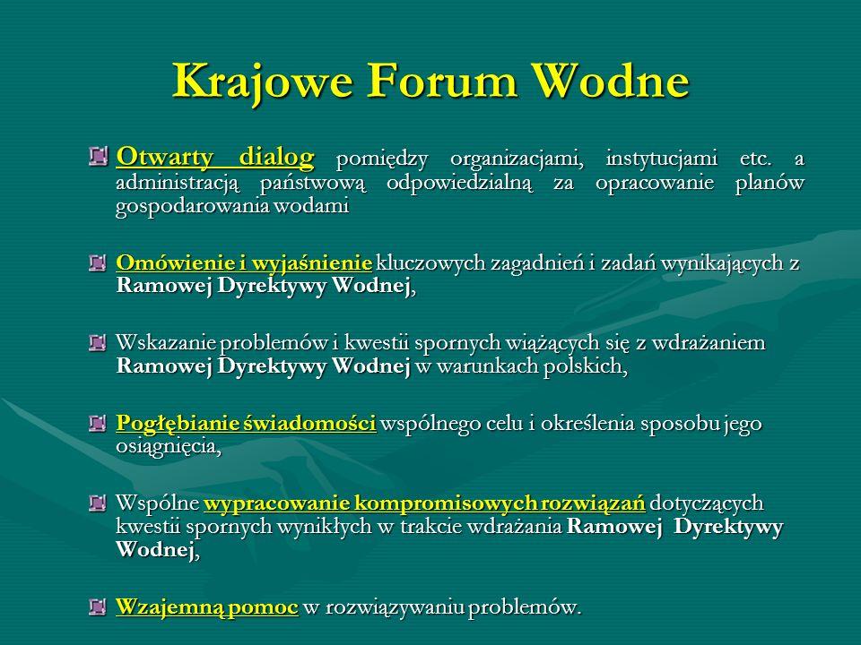 Krajowe Forum Wodne