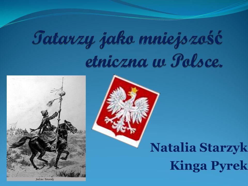 Tatarzy jako mniejszość etniczna w Polsce.