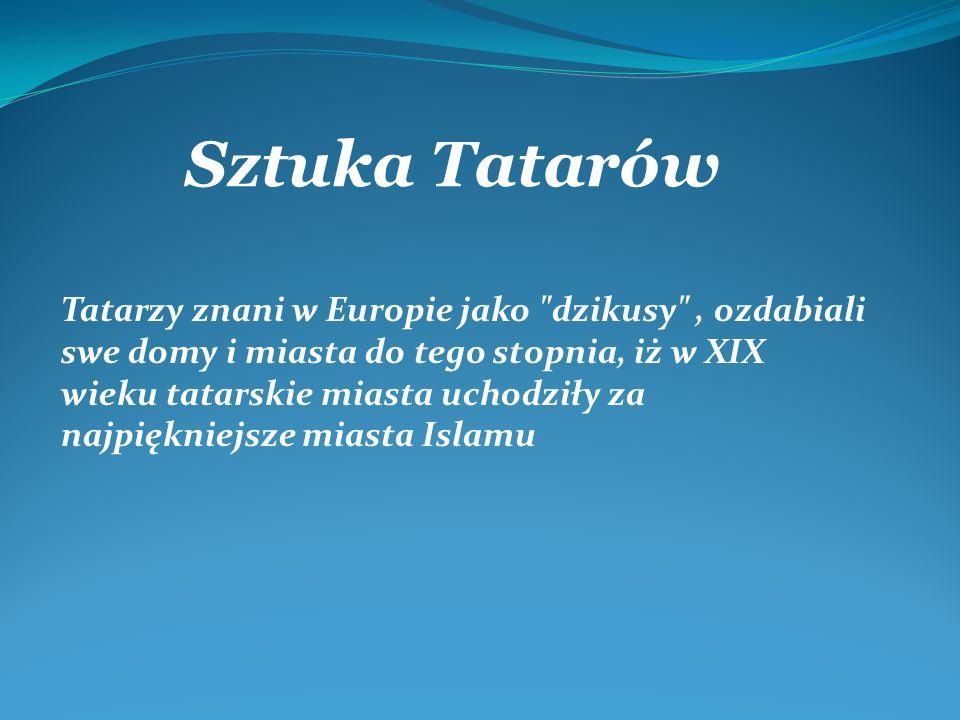 Sztuka Tatarów