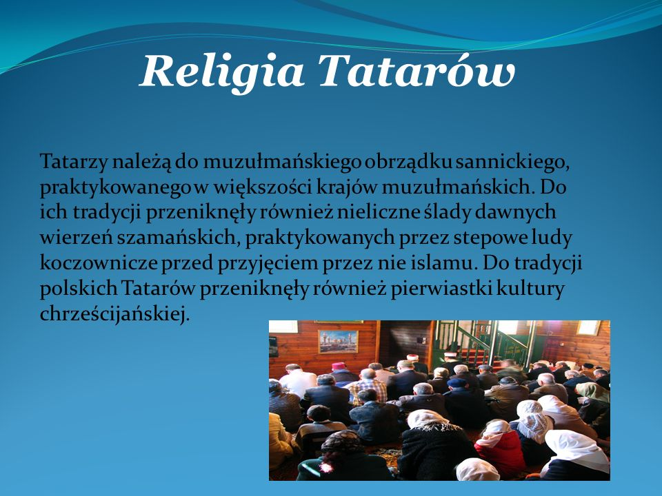 Religia Tatarów