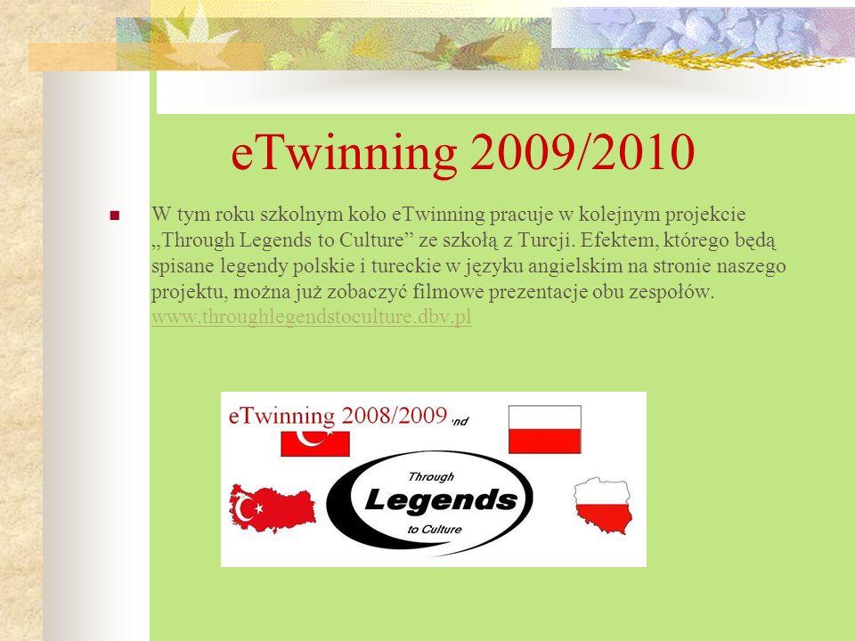 eTwinning 2009/2010