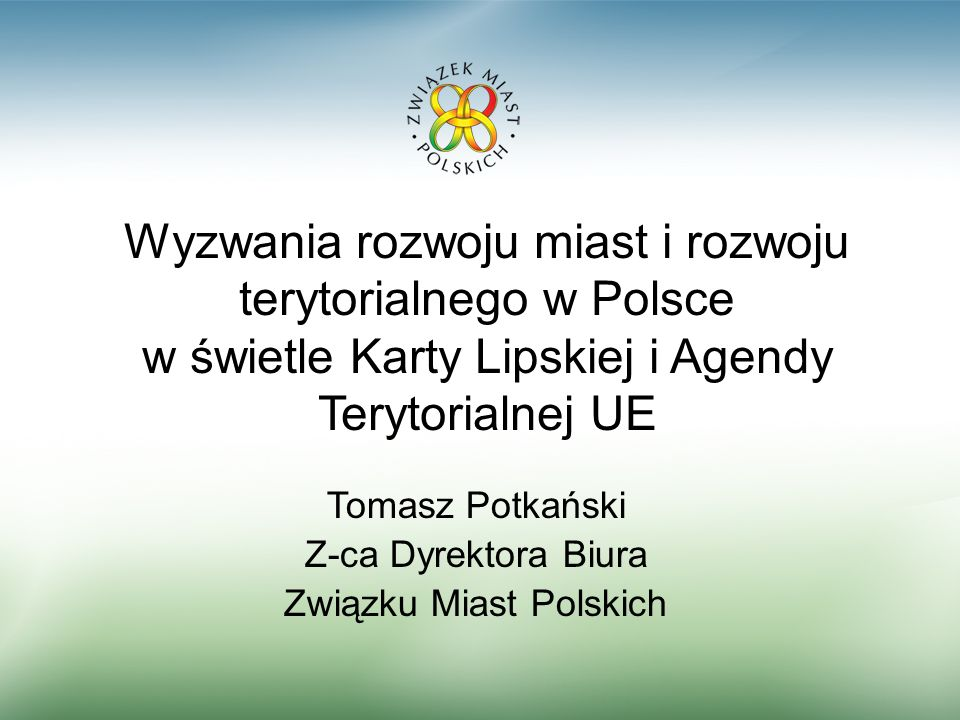 Związku Miast Polskich