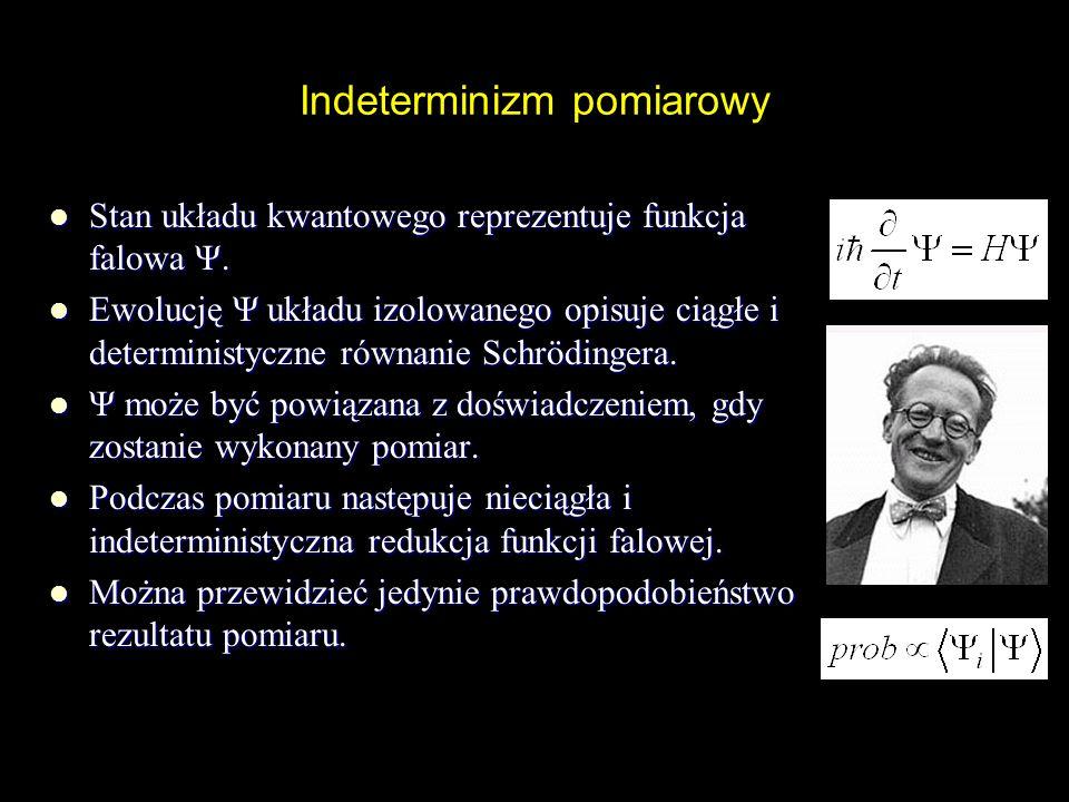 Indeterminizm pomiarowy