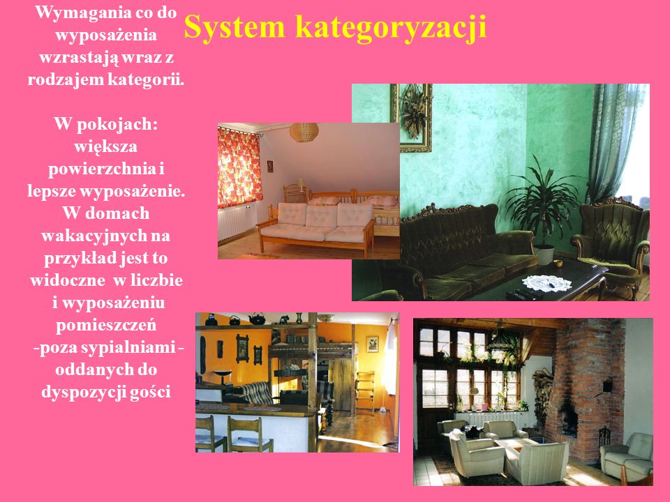 System kategoryzacji