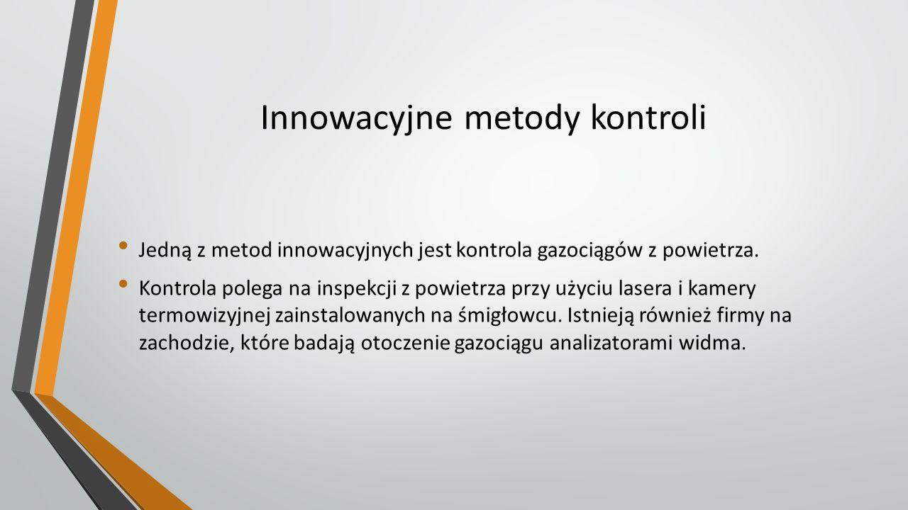 Innowacyjne metody kontroli