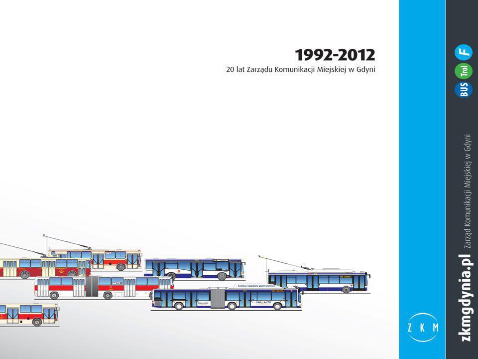 20 lat funkcjonowania Zarządu Komunikacji Miejskiej w Gdyni