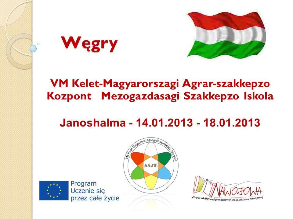 Węgry VM Kelet-Magyarorszagi Agrar-szakkepzo Kozpont Mezogazdasagi Szakkepzo Iskola.