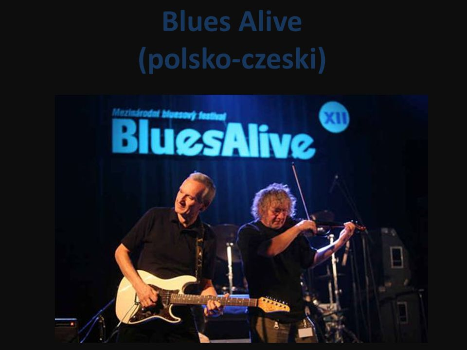 Blues Alive (polsko-czeski)