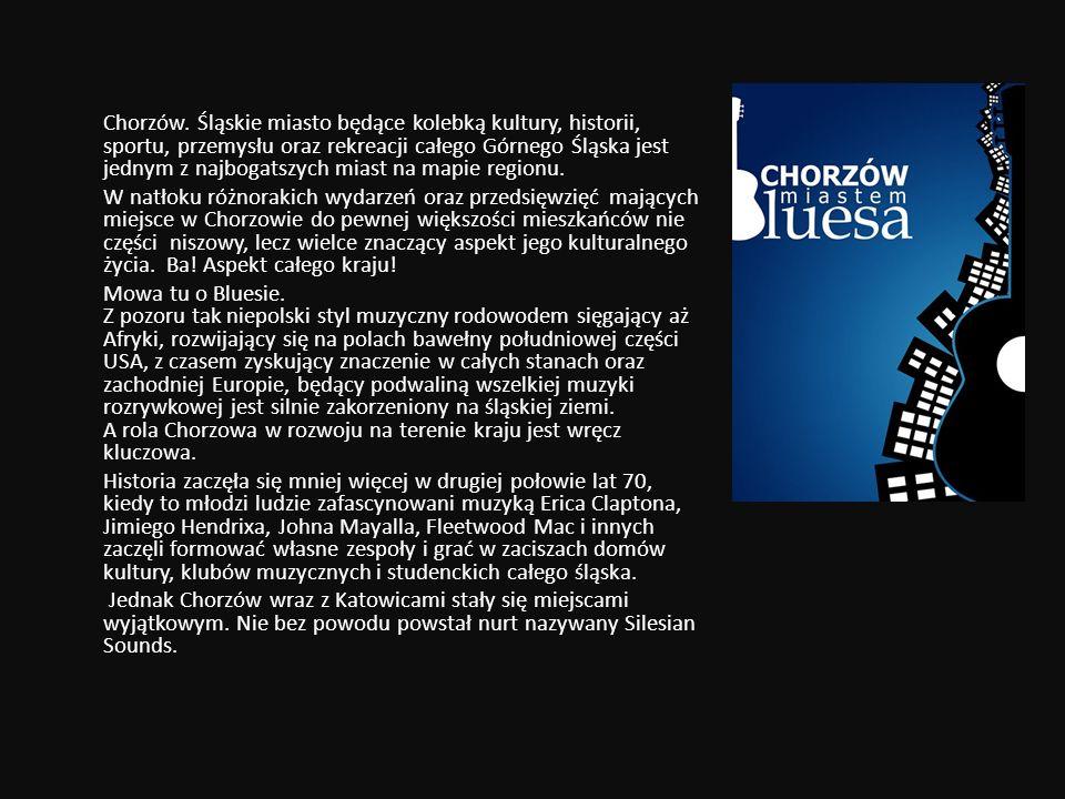 Chorzów. Śląskie miasto będące kolebką kultury, historii, sportu, przemysłu oraz rekreacji całego Górnego Śląska jest jednym z najbogatszych miast na mapie regionu.