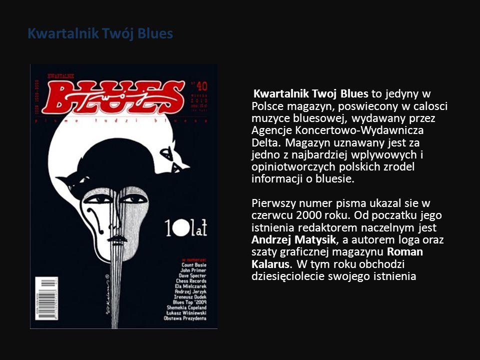 Kwartalnik Twój Blues