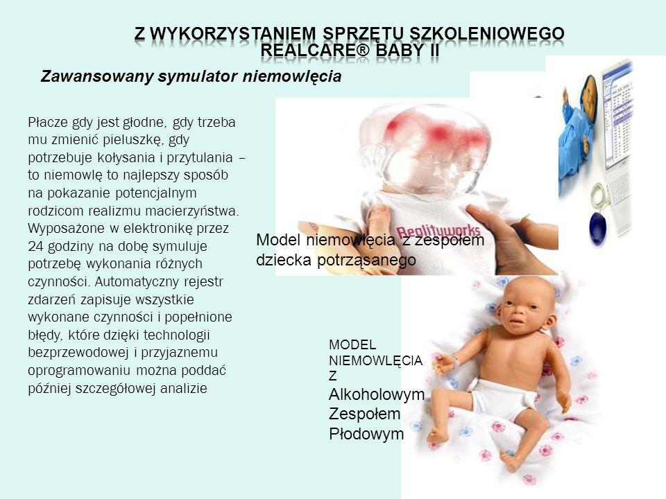 Zawansowany symulator niemowlęcia