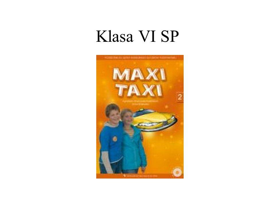 Klasa VI SP
