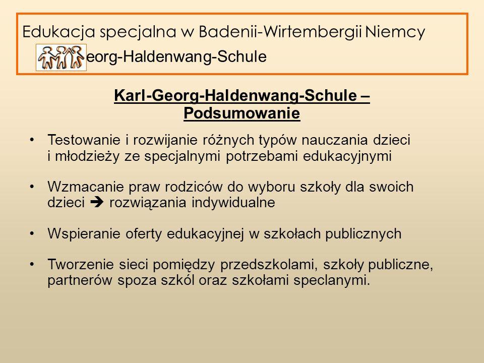 Karl-Georg-Haldenwang-Schule –