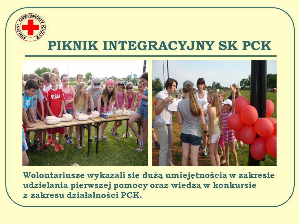PIKNIK INTEGRACYJNY SK PCK