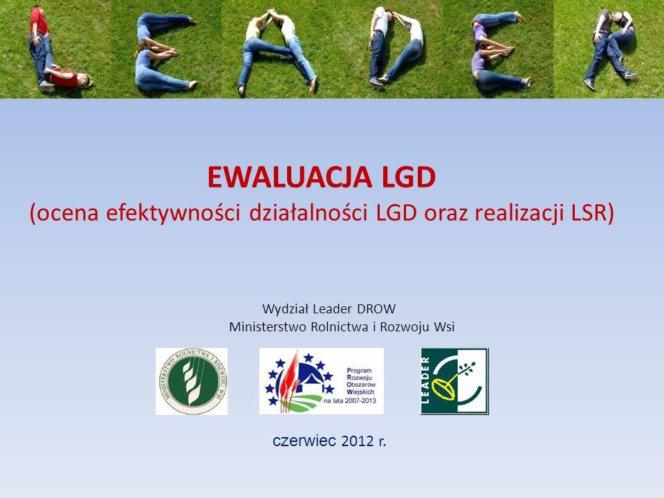 Wydział Leader DROW Ministerstwo Rolnictwa i Rozwoju Wsi