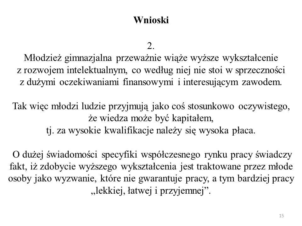 Wnioski 2.
