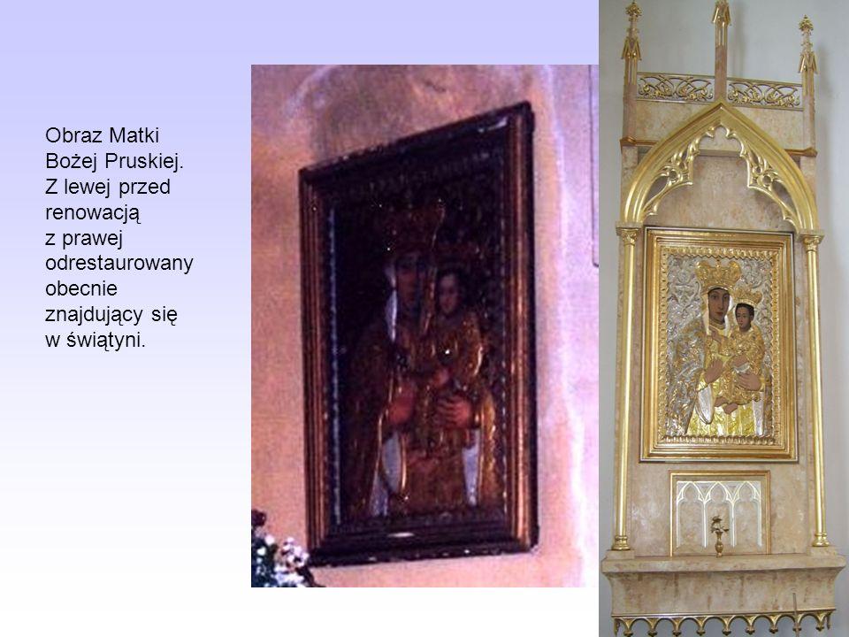 Obraz Matki Bożej Pruskiej