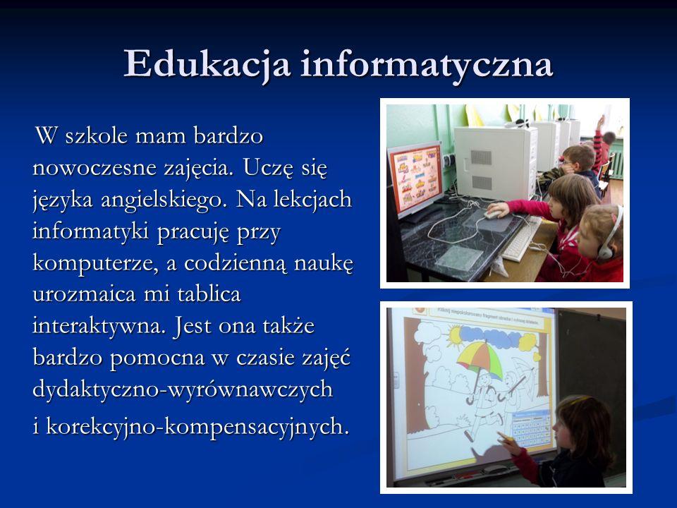Edukacja informatyczna