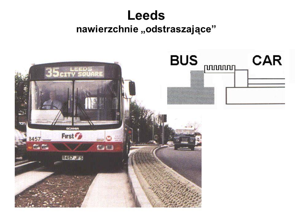 """Leeds nawierzchnie """"odstraszające"""
