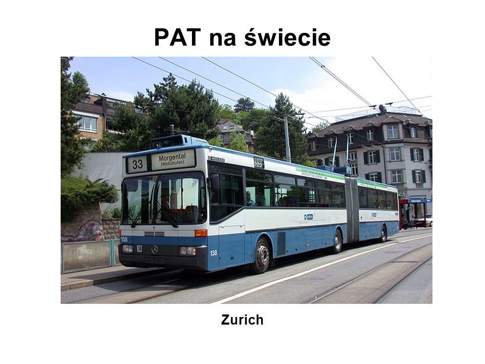 PAT na świecie Zurich