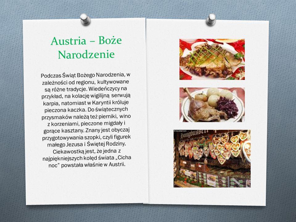 Austria – Boże Narodzenie