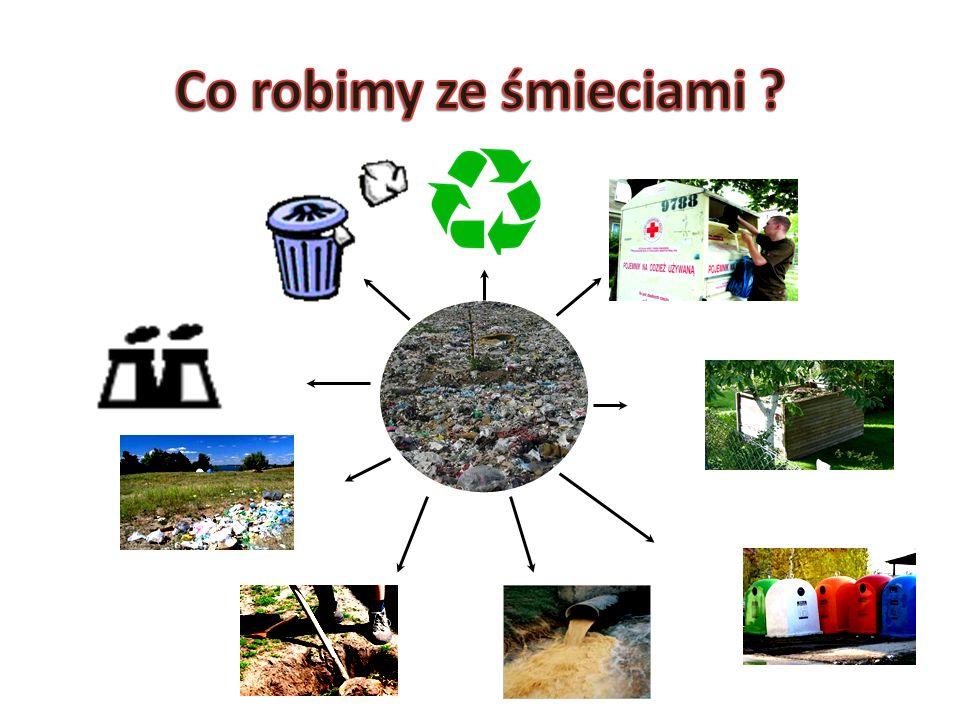 Co robimy ze śmieciami