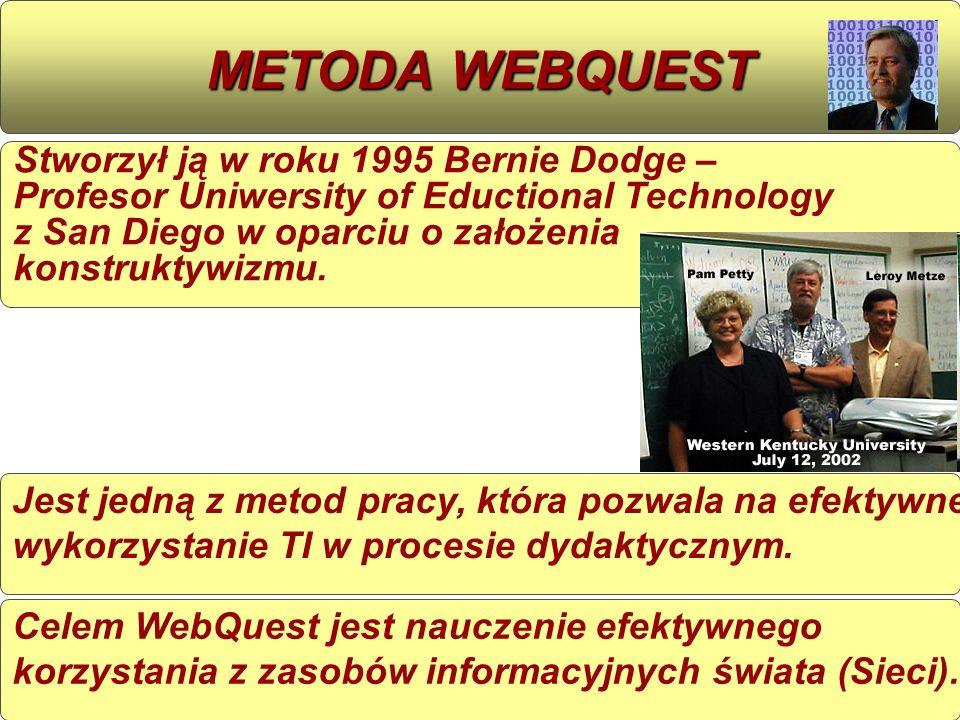 METODA WEBQUEST