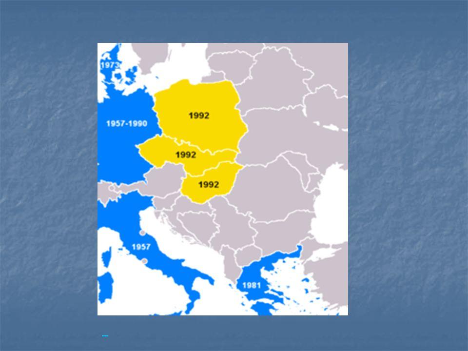 Kraje CEFTA (dawne i obecne) Środkowoeuropejskie Stowarzyszenie Wolnego.
