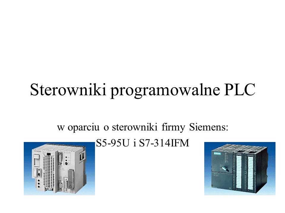Sterowniki programowalne PLC